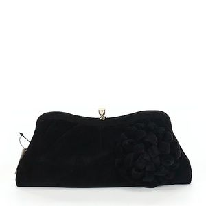 NWT Black Banana Republic Clutch